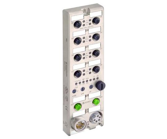 [取扱停止]I/Oモジュール LiON-P 12 ポート 7/8 in M12 ソケット EtherNet/IP PROFINET  0980 ESL 393-111