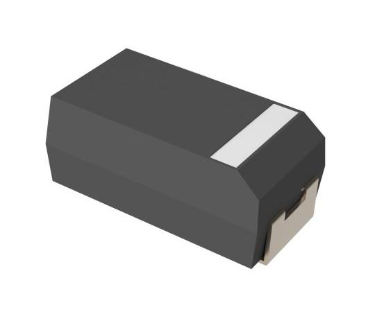 [取扱停止]電解コンデンサ25V33μF±20%  T598D336M025ATE060