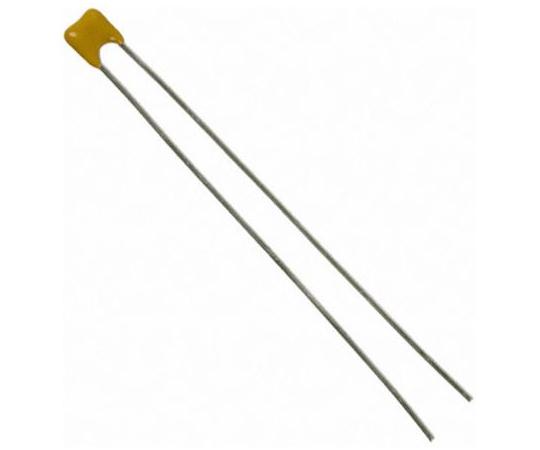 [取扱停止]積層セラミックコンデンサ(MLCC) 120pF 100V dc ±5% 2.5mm  SR151A121JAR