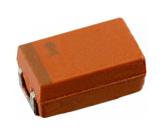 ニオブコンデンサ 100μF 6.3V dc  NOJD107M006RWJ