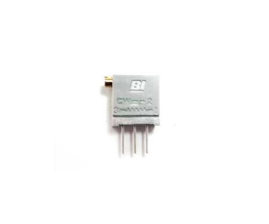 半固定抵抗器 10kΩ 0.5 W @ 85 °C 側面調整 20 スルーホール  67XR10KLF