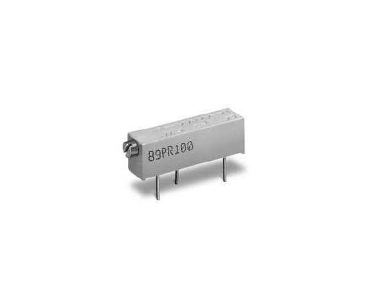 半固定抵抗器 500Ω 0.75 W @ 85 °C 側面調整 20 スルーホール  89PR500LFTB