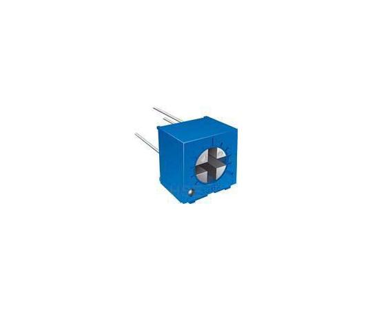 [取扱停止]半固定抵抗器 10kΩ 0.5 W @ 70 °C 上面調整 1 スルーホール  82PR10KLFTB