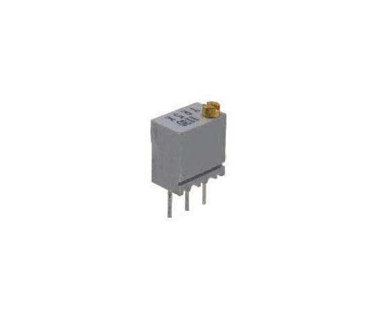 [取扱停止]半固定抵抗器 5kΩ 0.25 W @ 85 °C 上面調整 12 スルーホール  64YR5KLF