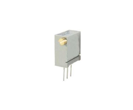 半固定抵抗器 1kΩ 0.5 W @ 85 °C 側面調整 20 スルーホール  67XR1KLF