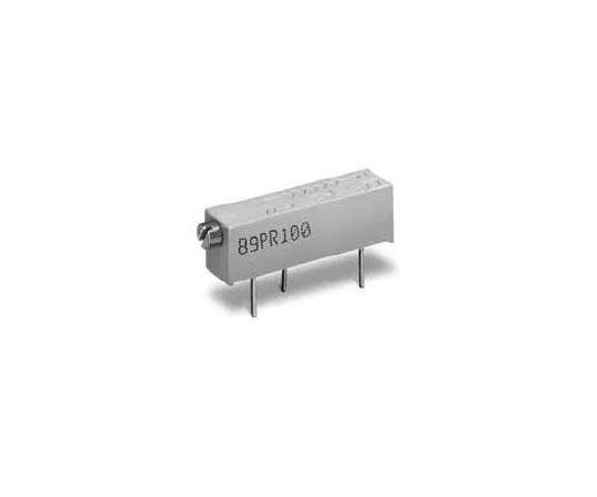 半固定抵抗器 20kΩ 0.75 W @ 85 °C 側面調整 20 スルーホール  89PR20KLFTB
