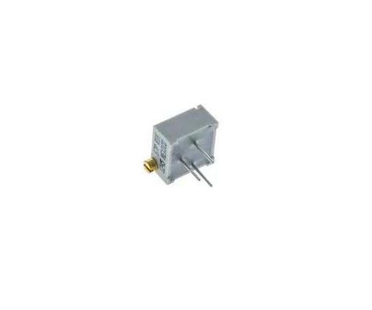 [取扱停止]半固定抵抗器 20kΩ 0.5 W @ 85 °C 側面調整 20 スルーホール  67PR20KLF