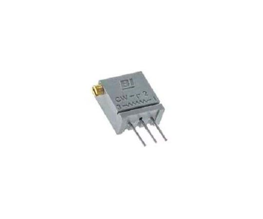 半固定抵抗器 100kΩ 0.5 W @ 85 °C 側面調整 20 スルーホール  67XR100KLF