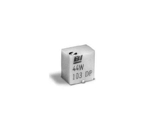 半固定抵抗器 10kΩ 0.25 W @ 85 °C 上面調整 9 表面実装  44WR10KLFT7