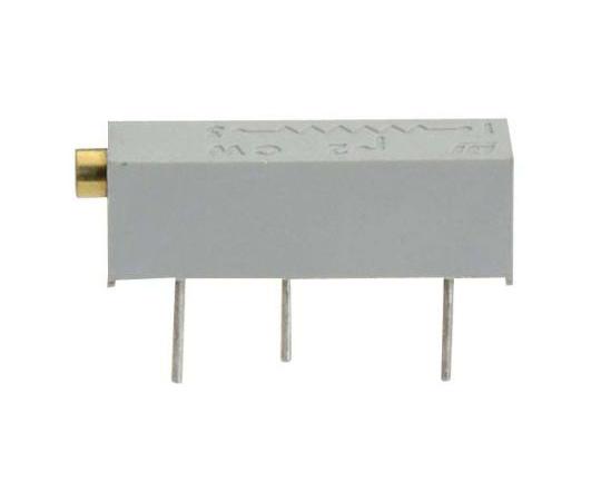半固定抵抗器 5kΩ 0.75 W @ 85 °C 側面調整 20 スルーホール  89PR5KLFTB