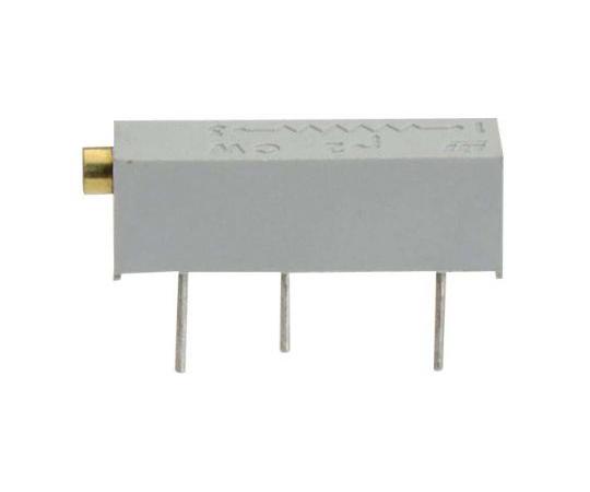 半固定抵抗器 10kΩ 0.75 W @ 85 °C 側面調整 20 スルーホール  89PR10KLFTB