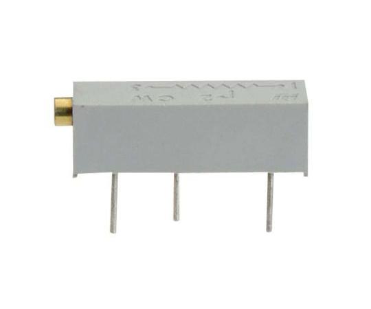 [取扱停止]半固定抵抗器 1MΩ 0.75 W @ 85 °C 側面調整 20 スルーホール  89PR1MEGLFTB