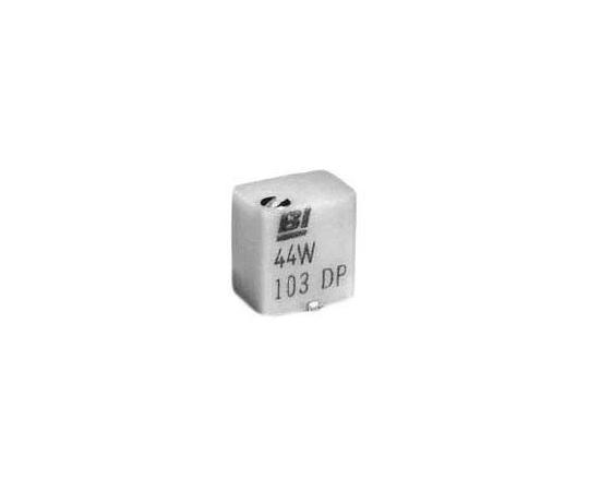 半固定抵抗器 100kΩ 0.25 W @ 85 °C 上面調整 9 表面実装  44WR100KLFT7