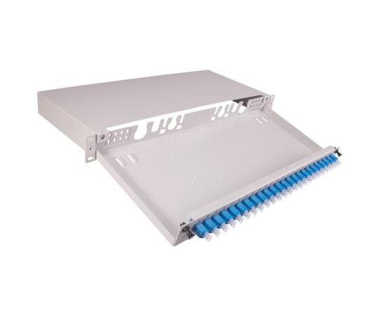 光ファイバパッチパネル LC 24極  FL1-BLCMD-2400-O2-000-0O00
