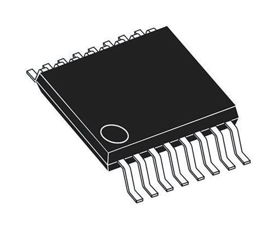 デュアルSPDT アナログスイッチ 12 V 16-Pin TSSOP  ADG1236YRUZ
