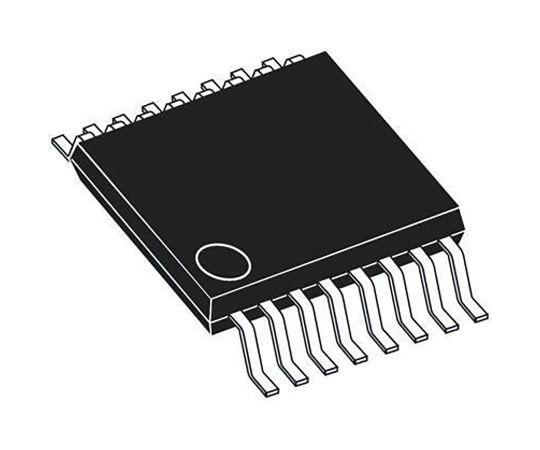 DAコンバータ クワッド 16ビット Serial (SPI/QSPI/Microwire) 16ピン TSSOP  AD5064BRUZ