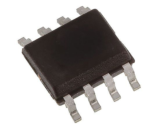 DAコンバータ 1チャンネル 16ビット Serial (SPI/QSPI/Microwire) 8ピン SOIC  AD5541JRZ