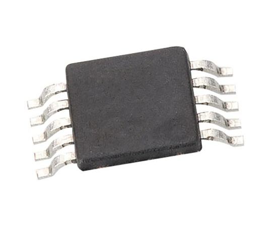 DAコンバータ デュアル 12ビット I2C 10ピン MSOP  AD5627BRMZ