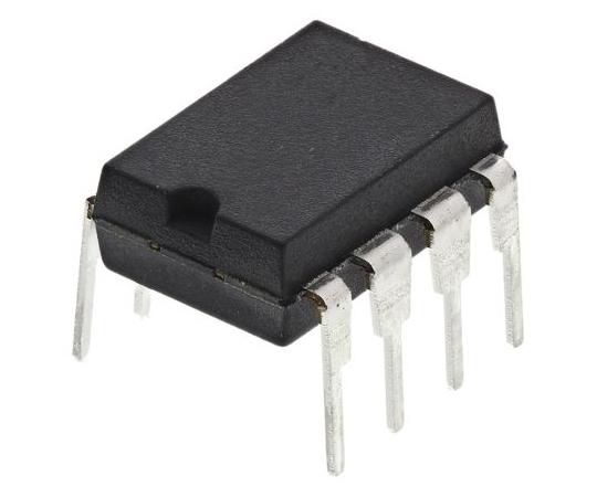 計装アンプ 7.5 V 83dB CMRR レールツーレール出力 8-Pin PDIP  AD627BNZ