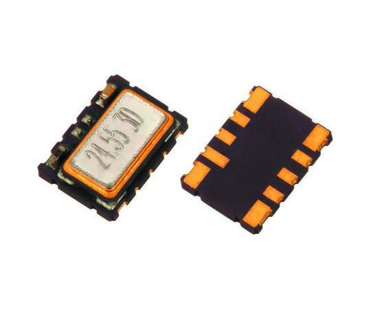 VCTCXO 30.72 MHz クリップ正弦波 10-Pin SMD  TCETBDSANF-30.72MHz