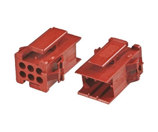 [取扱停止]コネクタハウジング メス 36極 9列 4.19mm Miniature Rectangular IIシリーズ  1-640516-0