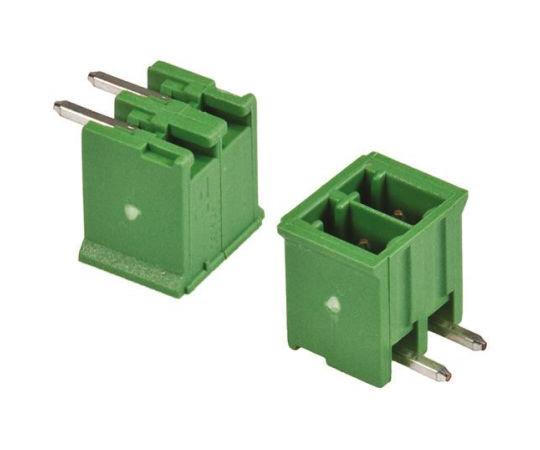 基板用端子台 Buchananシリーズ 2極 3.5mm 1列 ライトアングル  284512-2