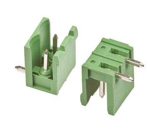 基板用端子台 Buchananシリーズ 2極 5mm 1列 ライトアングル  282811-2