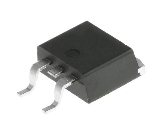 ショットキーバリアダイオード 7.5A 45V 表面実装 3-Pin D2PAK (TO-263) ショットキー  MBRB745-E3/81