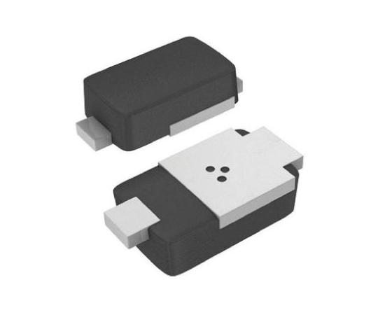 [取扱停止]単方向 TVSダイオード 400W 24.4V 2-Pin SMP  SMP15A-M3/84A