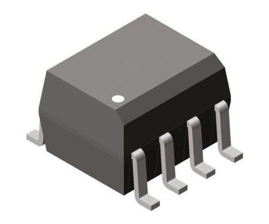 フォトカプラ トランジスタ出力 1 8-Pin 表面実装  IL206AT