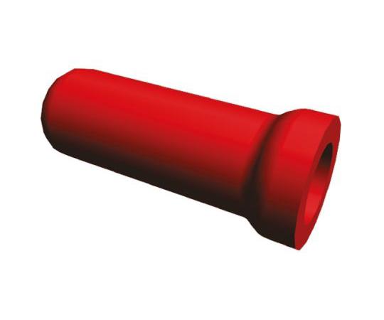 ワイヤスプライスコネクタ 絶縁 スペアワイヤキャップ 赤  324485