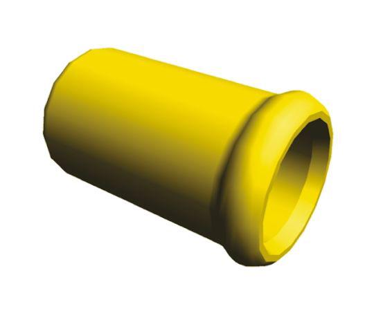 ワイヤスプライスコネクタ スペアワイヤキャップ 黄  324487