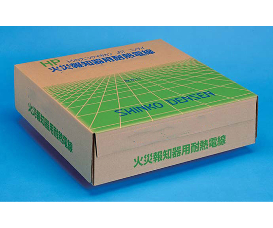 小勢力回路用耐熱電線  HP 1.6mmX3c