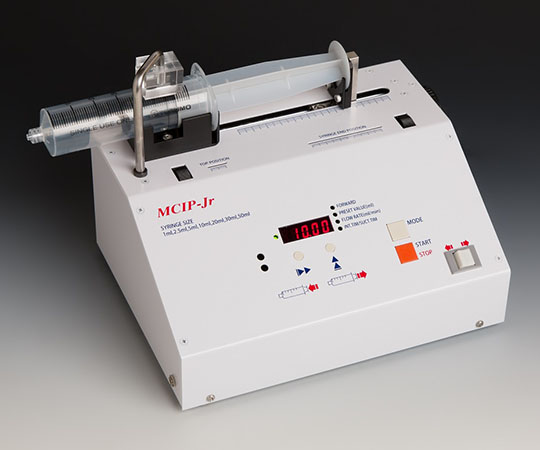 デジタル対応汎用シリンジポンプ  MCIP-Jr