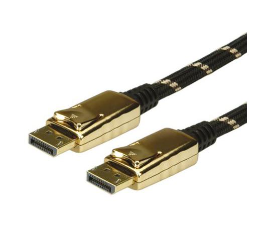 ROLINE GOLD DisplayPort DP M - DP M 2m  11.04.5645-10