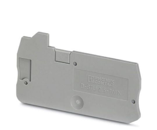 DINレール取付用端子アクセサリ エンドカバー D-STUシリーズ  3033045