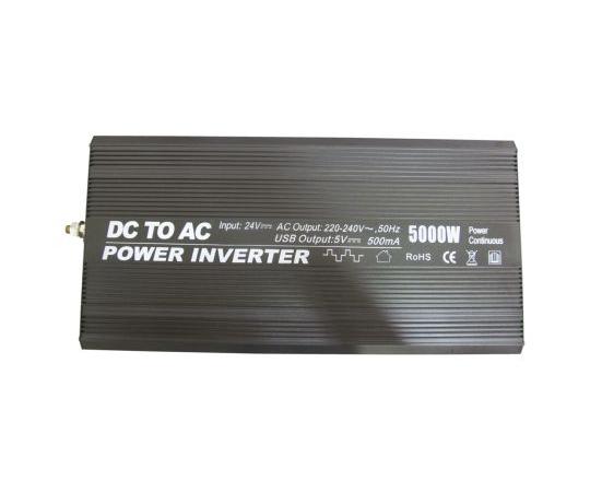 固定DC-AC電源インバータ 改良版正弦波  816-0087
