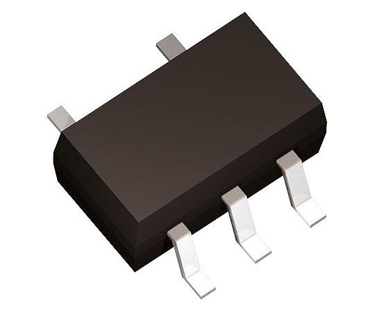 NXP HCTシリーズ 1 インバータ(NOTゲート) 2.6mA 4.5~5.5 V 表面実装 5-Pin SC-74A 74  74HCT1G14GV,125