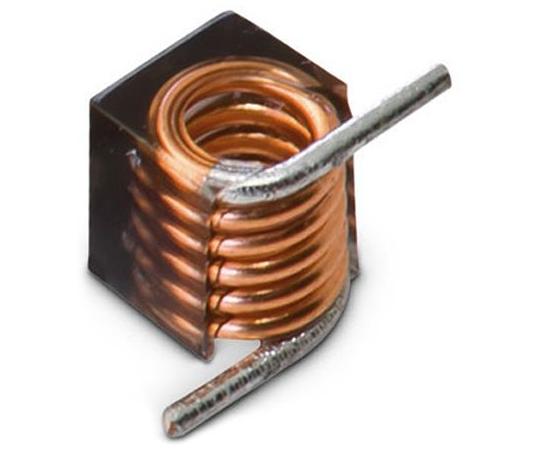 SMD空芯コイル 82 nH 2.5A シールド 3.81 x 4.2 x 4.83mm  744912182