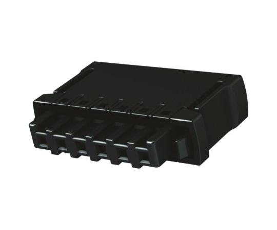 基板用端子台 Har-Flexiconシリーズ 2.54mmピッチ 1列 5極 黒  14310513101000