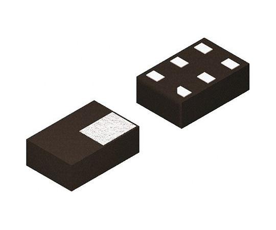 4チャンネル 単方向 ESD保護アレイ 110W 12V 6-Pin SOT-886  PESD5V0S4UF,115