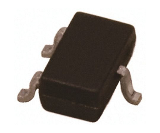 ショットキーバリアダイオード コモンカソード 500mA 20V 表面実装 3-Pin SOT-23  PMEG2005CT,215