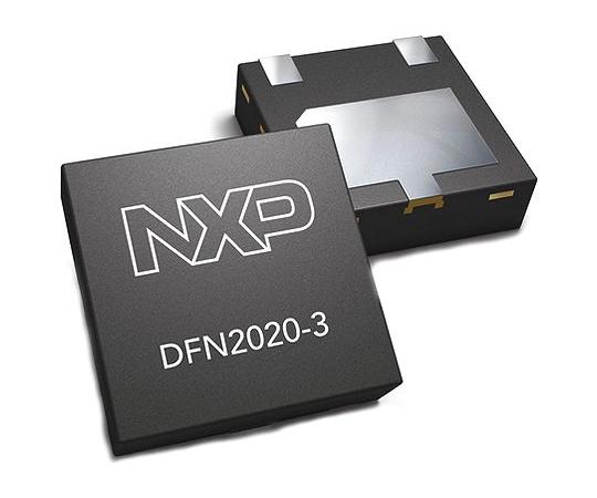 ショットキーバリアダイオード コモンカソード 2A 20V 表面実装 3-Pin HUSON  PMEG2020CPA,115
