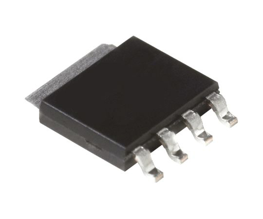 Nチャンネル パワーMOSFET 55 A 表面実装 パッケージLFPAK33 8 ピン  PSMN9R0-25MLC,115