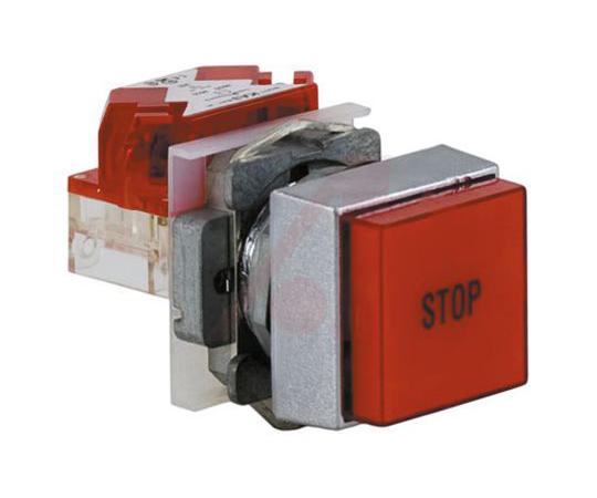 [取扱停止]押しボタンスイッチ Harmony 9001Kシリーズ 31mm 緑  9001KXRA134