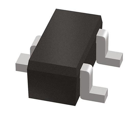 PNP トランジスタ 表面実装 65 V 100mA 3-Pin SOT-416 (SC-75)  BC856BT