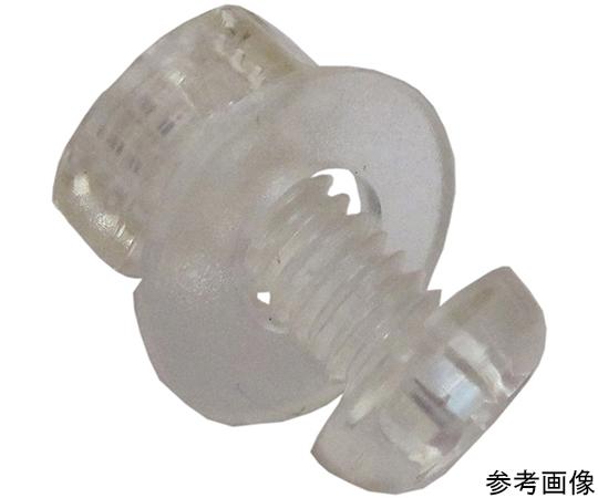 ポリカネジ ナベ+ 4×8mm 3個入  3F613