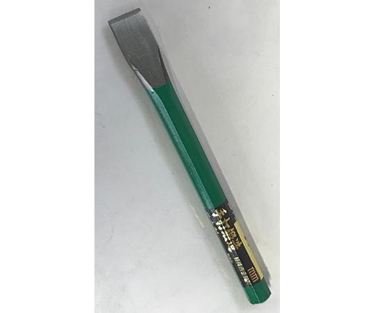 [取扱停止]ダイヤティー レインボー平タガネ 16×175mm 緑  316-R