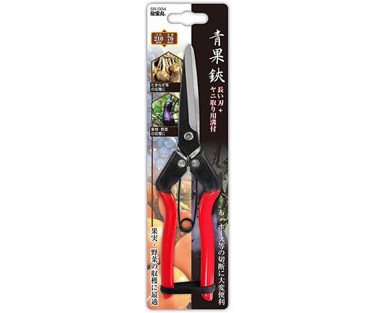 龍宝丸 青果鋏 210mm  SR-004