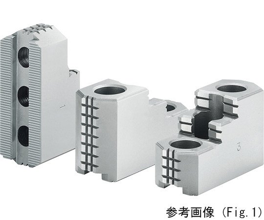 北川鉄工所 油圧・エアチャック用 HJ 硬爪 HJシリーズ